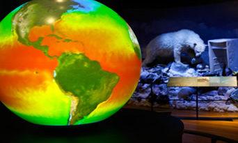 İklim Değişikliği Sergisi: Hayata Tehdit ve Yeni Enerji Geleceği