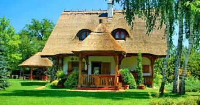 bahceli-harika-bir-ev, Herkes hayallerindeki evde yaşamak ister