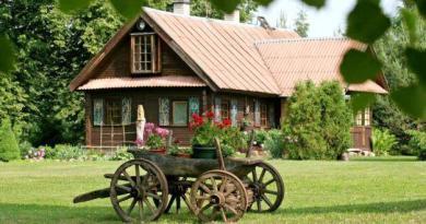 Evlerimizdeki mutena köşeler: Bahçe ve dış mekan