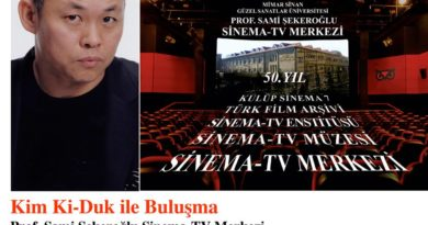 KIM KI-DUK Konferans ve filmleriyle İstanbul'da