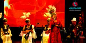 2013 Türk Dünyası Kültür Başkenti Eskişehir'de etkinlikler sürüyor.