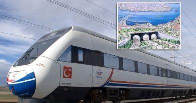"""İpekyolu metrosu """"Marmaray"""" hizmete açılıyor"""