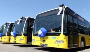 Marmaray'a aktarma yeni otobüs hatları düzenlenecek