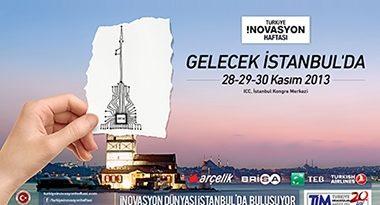 inovasyon haftası 2013 istanbulda başlıyor. yeni ve ilginç fikirlerin konuşulup tartışılacağı bu etkinlik aynı zamanda girişimcilerle öğrencilerin buluşma noktası oluyor.
