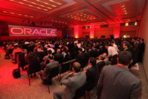 Oracle Day 2013 İstanbul, oracle günleri 2013 istanbul etkinliğinde en son teknolojinin sınırları zorlandı. Veritabanı güvenliği ve çözümler masaya yatırıldı.