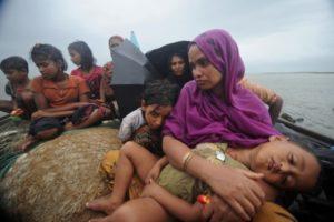 Arakan'ın imdat çığlığına Dünya'dan destek