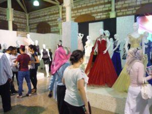 giyim branşı ismek te eğitimi verilen önemli branşlardan biridir.