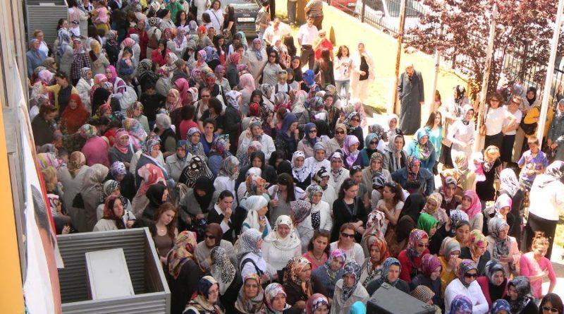 İsmek 17.sergi ve festivali feshanede halkın yoğun katılımıyla açıldı