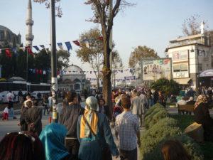 Marmaray'ın açılışı - 29 Ekim 2013-