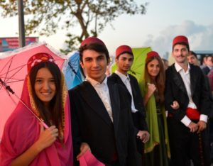 katibim-festivali-uskudar-katibim-canlandirma-gencler