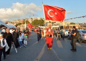 Üsküdar'da Katibim Festivali esti