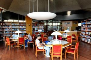 İstanbul'daki bu kütüphane 7/24 kesintisiz açık