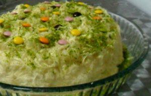 pismaniye-pasta, milli türk tatlısı
