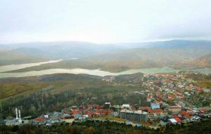 Erzincan iliç ilçesi, genel görünüm