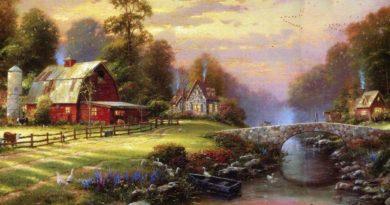 Ressamın hayal dünyası Resim sanatı