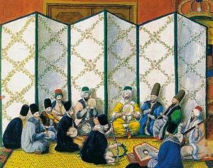 Osmanlı devletinde müzik eğitimi nasıldı?