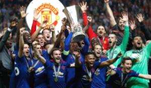 Tarihinde ilk UEFA Kupasını kazanan takım