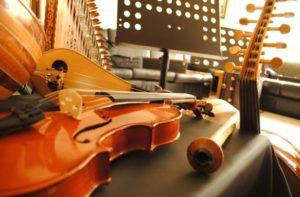 Kubbealtı Akademisi'nde gönül telinden konser zamanı