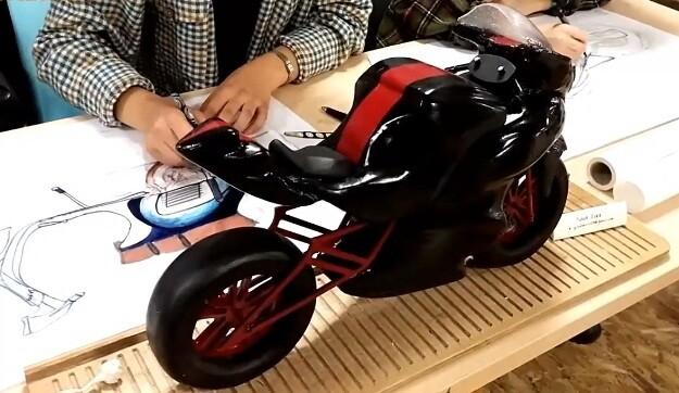 Muhteşem Bir Motosiklet Maketi Nasıl Yapılır?