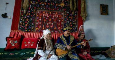 Atayurdumuz Doğu Türkistan Halkının İşgal Dramı
