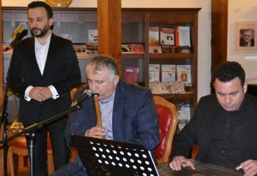 Unutulan Osmanlı Enstrümanı Girift Konserde Arzı Endam Etti