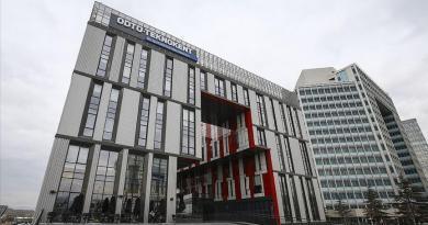 ODTÜ'de modern Teknokent Bilişim İnovasyon Merkezi