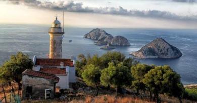 Türkiye'de gezilecek görülecek 1001 harika yer, gelidonya feneri