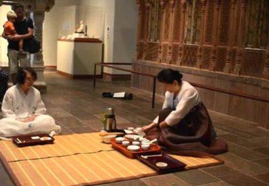 Kore Kültüründe Çay Kültürünün estetik anlamları